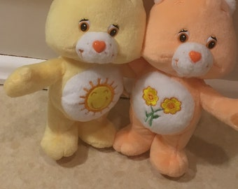 Care Bears Friend and Fundshine