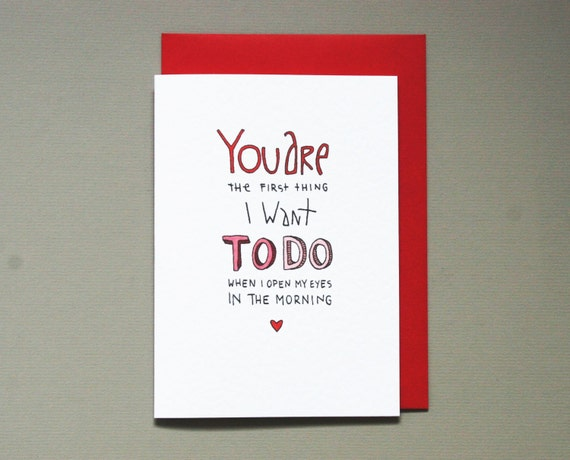 Anniversary card girlfriend funny anniversary card love