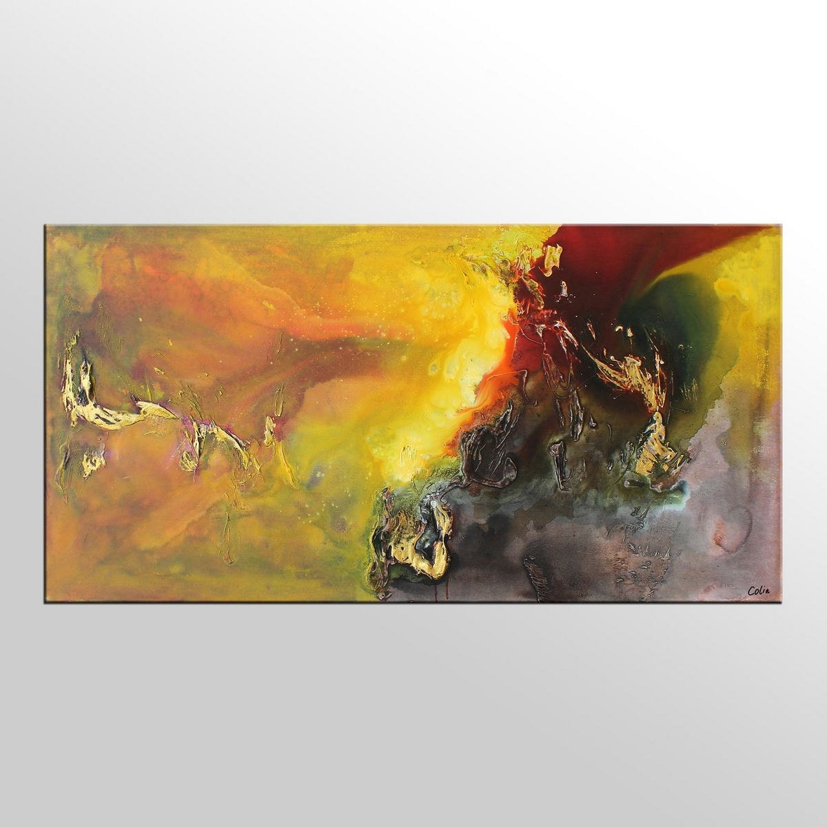 Large Oil Painting Canvas Art Modern Painting Canvas
