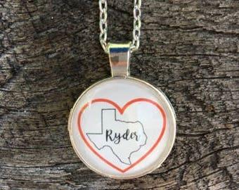 US adoption necklace, adoption necklace, domestic adoption, domestic adoption necklace, united states adoption necklace