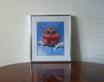 Owlet winter