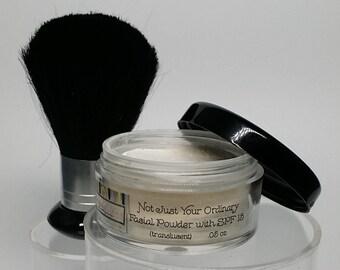 Not Your Ordinary Facial POwder