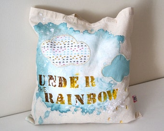 Tote bag - Beach bag - Shopping bag