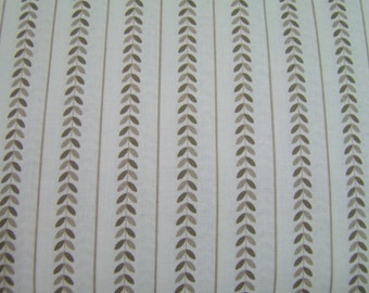 Stripe Gray Fabric Quilting Cotton by the Yard Riley Blake  Verona
