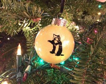 Harry Potter Hufflepuff Christmas Ornament