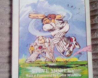 1986 paperback. Tales from the Tap Room Steve Morley Colin Millburn Cricket Pub humour