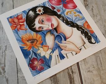 Together - Giclée Fine Art Print