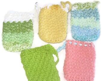 Soap Saver- You Choose Colors