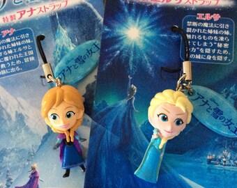 Encantos de figura de congelados de la película. Seleccione uno. Ana Elsa