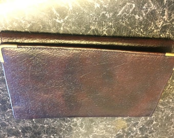 Authentic Vintage Real Leather Wallet