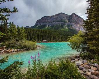 CANVAS- Lake Louise