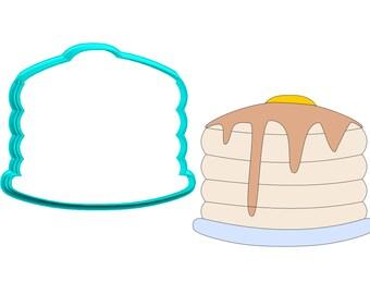 Pancake Stack Cookie Cutter