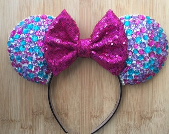 Jeweled Ears - CUSTOMIZE YOUR OWN