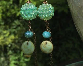 Water's Edge Earrings