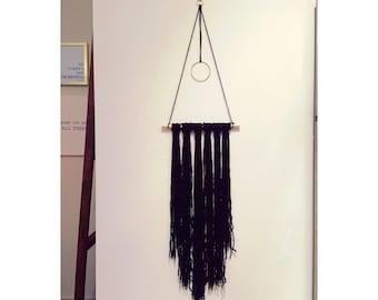 Hanging Yarn Wall Art