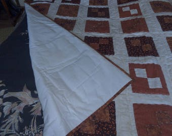 tablecloth or cover Chair patchwork
