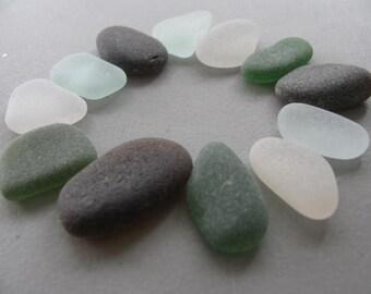 Beach Glass, ONE PIECE Sea Glass, Beach Glass Jewelry, Supply Genuine Large, Eco Friendly, Jewelry Making