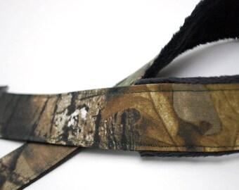 DSLR Camera Strap - Camo Gifts - Camera Neck Strap - Country Gift - Nikon Strap - Canon Strap - Camo