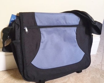 Messenger Bag for School, work and travel