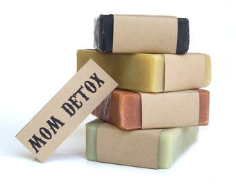 DETOX Soaps Set Gift for Her Valentine Gifts for Women Gift for Wife Gift for Mother Women Gifts For Her