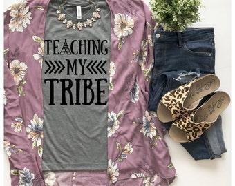 Teaching my Tribe