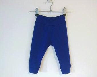 Merino blend jogger pants