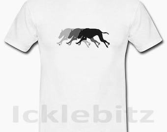 Lurcher Dog T Shirt