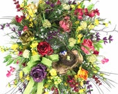 Mother's Day Wreath f...