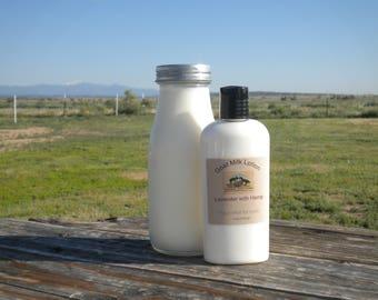 Lavender with Hemp Goat Milk Lotion