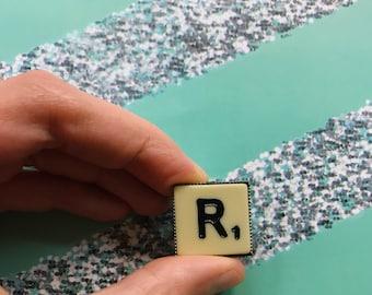 Scrabble Pins