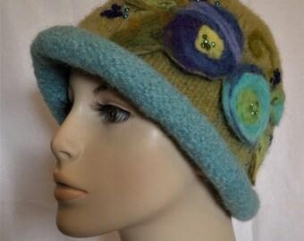 Divine Blues Hat