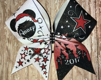 Nationals cheer bow