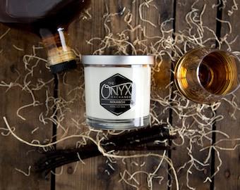 7 oz. Bourbon Soy Candle