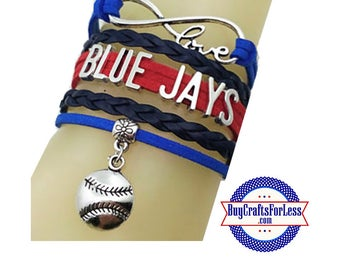 TORONTO Leather Bracelet-U Choose CHARM +Discounts & FREE Shipping*