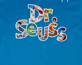Dr seuss Read Across America Shirt