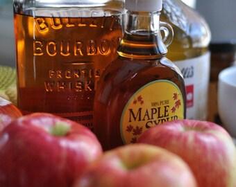 Apple & Maple Bourb