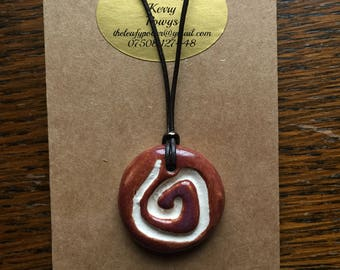 Aromatherapy Essential Oil Pendant (EOP37)