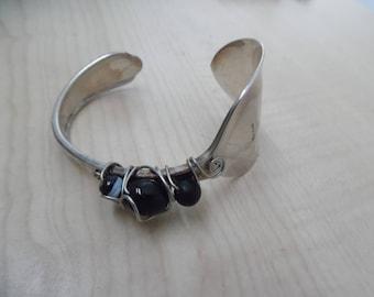 Simeon L & George H. Rogers ONEIDA Silverplated Spoon Bracelet