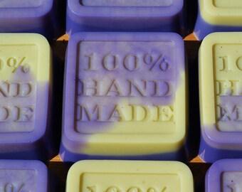 20 x Handmade Soaps - Lavender & Honey