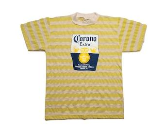 Corona Beer T Shirt Mexico vintage 90s - Sz M
