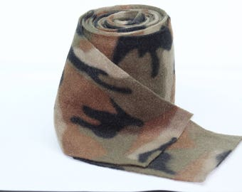 Camouflage Polo Wraps - Made to Order