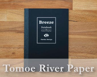 Taroko Breeze A5 Notebook with Tomoe River Paper /WHITE