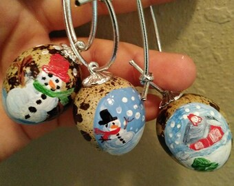Hand Painted Quail Eggs by Absolutely Stellar