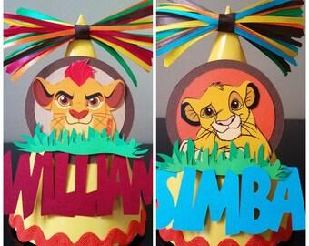 Lion King Hat, Lion King Crown, Lion Guard Hat, Lion Guard Crown