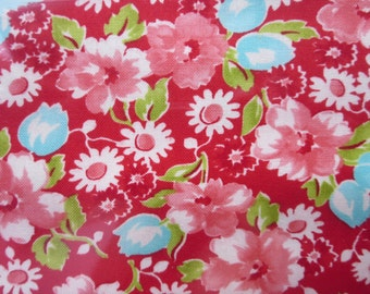 Bonnie Camille Floral Little Swoon Red - 55130 11