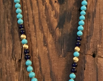 Made in the Deep South- Vintage Necklace
