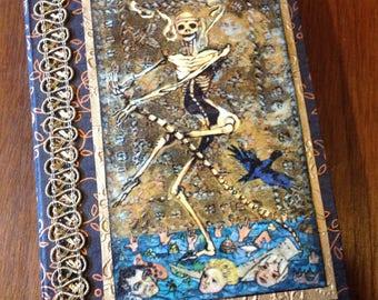 Death Comes Dancing Journal