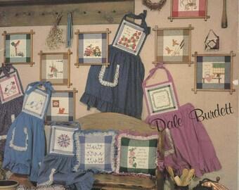 love that Country Hopscotch by Dale Burdett -- Burdett Publications -- DB-24