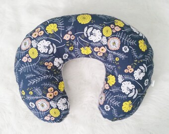 Meadow Vale Nursing Pillow Cover, gender neutral, faux fur nursing pillow cover