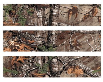 Real Tree RealTree edible cake strips cake toppers frosting sheet